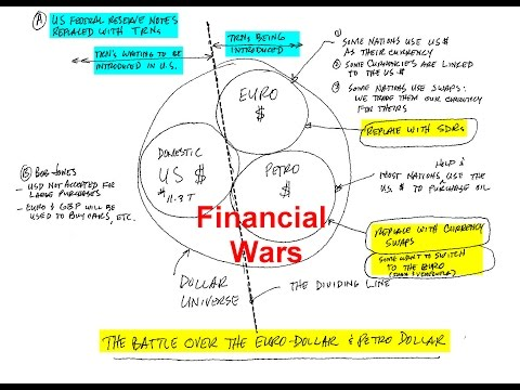 The War for the EuroDollar, PetroDollar & Future of the World