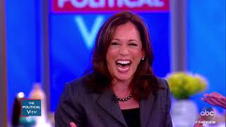 Sen. Kamala Harris calls President Trump's proposed border wall a 'vanity project' | The View