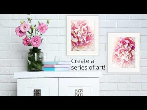 Flower Art I Art Trends I Fulcrum Gallery