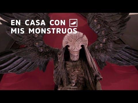 En casa con mis monstruos de Guillermo Del Toro