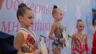 Winter challenge cup 2016 - Клубный турнир по художественной гимнастике.