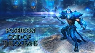 Smite: Poseidon Reveal Trailer