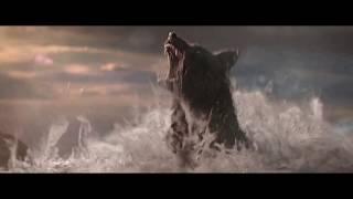 THOR Ragnarok: HULK vs FENRIR (Giant Wolf) HD