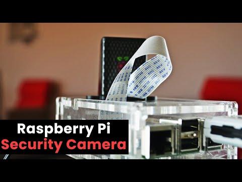 Build a Raspberry Pi Security Camera Network