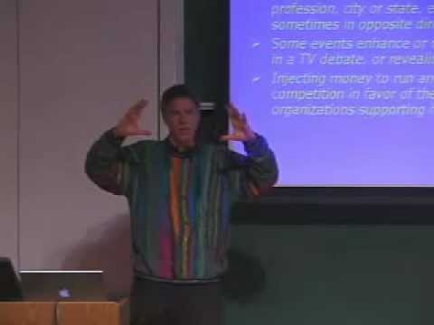 Lecture 08: The Neuronal Underpinnings of Attention