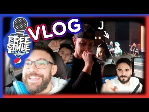 FREESTYLE COMPETITION BY PEPSI | VLOG