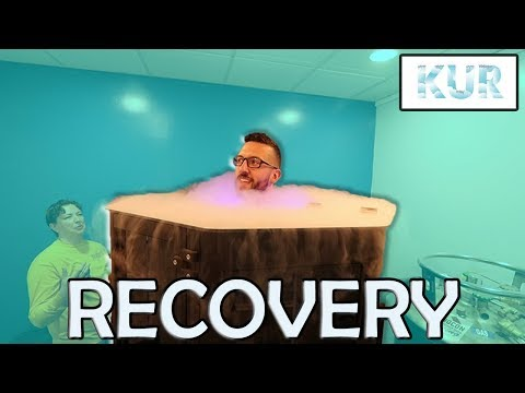 Cryotherapy Workout Recovery