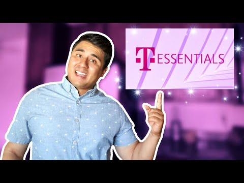 The New T-Mobile Essentials Unlimited Plan
