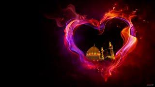 Qum seneti ile Imam Huseyn tesviri-nohe:Huseyn balalariva qurban