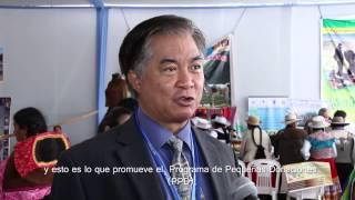Peru- SGP Feria del Conocimiento
