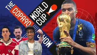 Has Russia World Cup 2018 Been the Best Ever? | COPA90 WORLD CUP SHOW