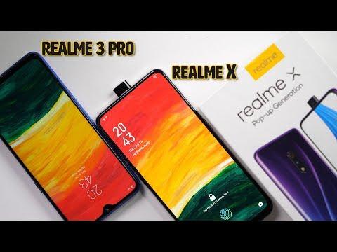 Realme X vs Realme 3 Pro Comparison | PUBG | Camera Test | Price in India | Unboxing
