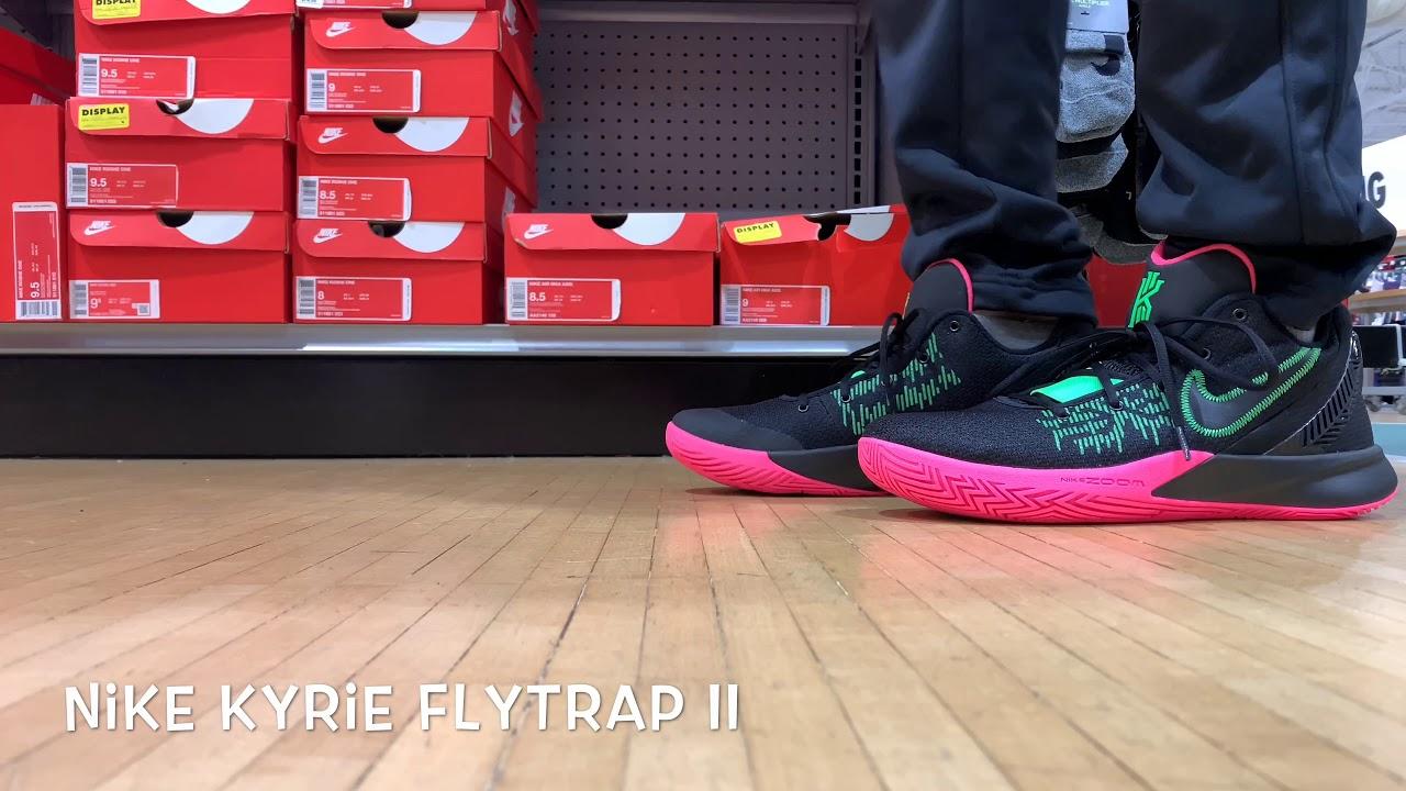 The Nike Kyrie Flytrap II POPS! - YouTube