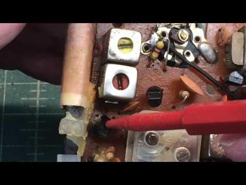 Transistor Radio Repair