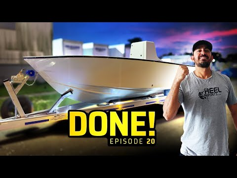 TAKING DELIVERY OF OUR DREAM BOAT! EP 20