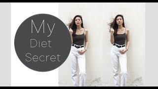My Secret Diet เฟรนทำยังไงทำไมถึงผอม ทำอะไรทำไมหน้าเรียว? l frennicha
