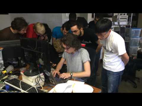 Shellphish qualifies for Defcon CTF 2015