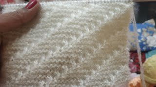Knitting Pattern In An Easy Way 12 With Description In English