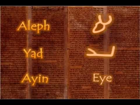 A History of Hebrew Part 8  The Proto-Semitic Alphabet - YouTube.flv