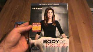 Présentation Dumbo, Grey's Anatomy season 7 et Body of proof season 1