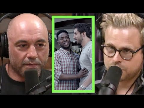 Joe Rogan  The Effects of Negative Male Stereotypes wAdam Conover