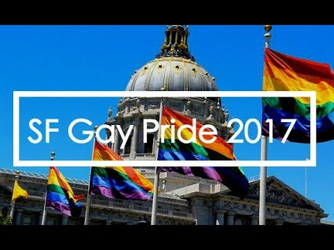 The Summer of Love & S.F. Pride 2017