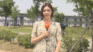 [날씨] 주말 여름 더위, 서울 29℃…자외선 주의 /…