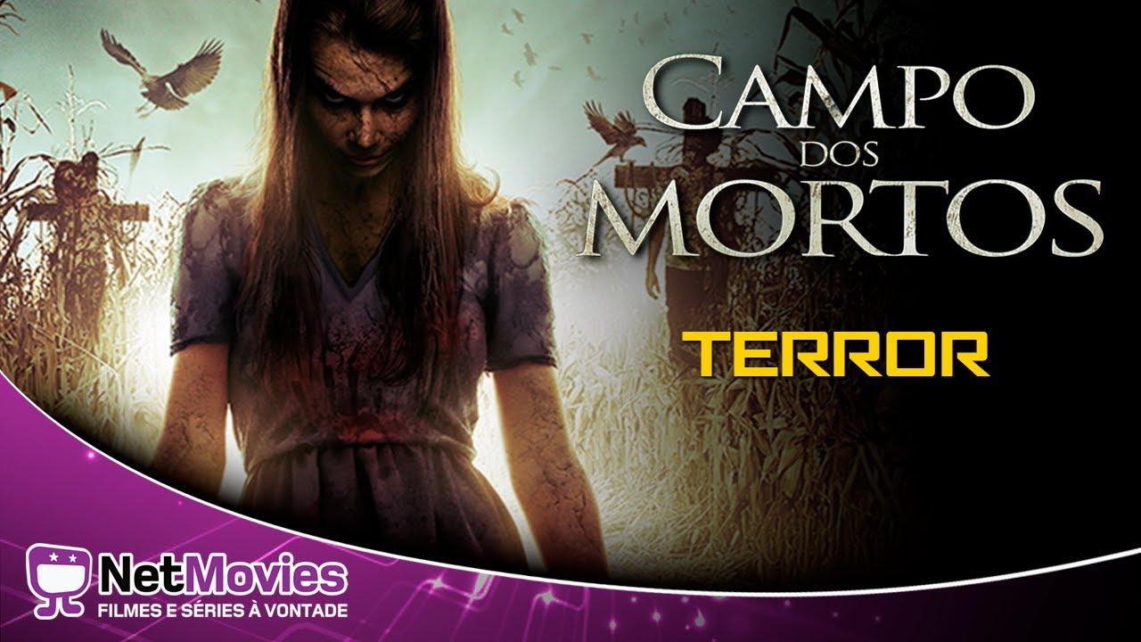 Campo dos Mortos - Filme Completo Dublado - Filme de Terror  | Netmovies