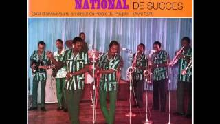 10 Ans de Succes - Bembeya Jazz National Avril 1971 (SLP24)