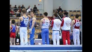 Чемпионат России 2018 - перекладина- мужчины