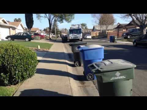 City of Sacramento Condor Wayne Curbtender