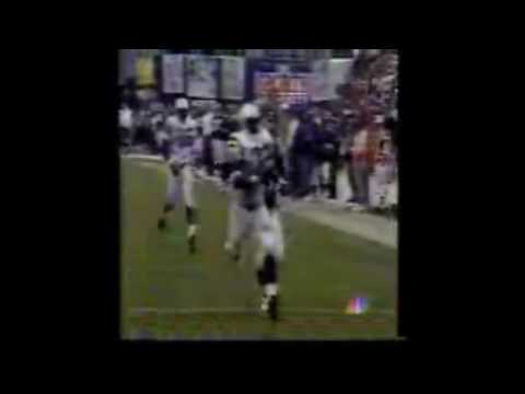 1996 NFL on NBC Promo (1995 AFC Divisional Playoff -- IND vs. KC)
