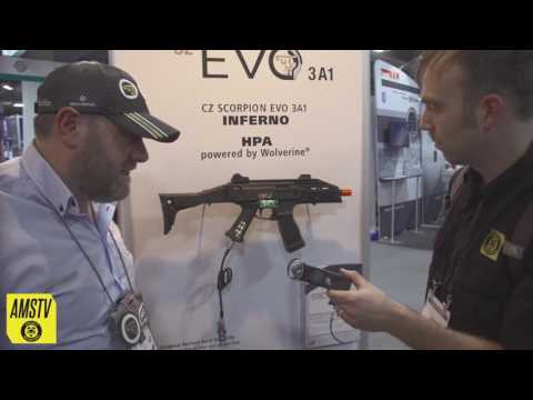 Getting to Know the Airsoft Gun Types: Spring, Gas, AEG | Airsoft