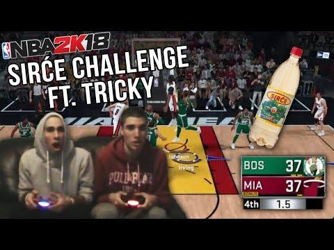 TRICKY vs. BEKI - NBA 2K18 SIRćE CHALLENGE