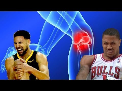 All NBA In-game ACL Tears (2012-2019)