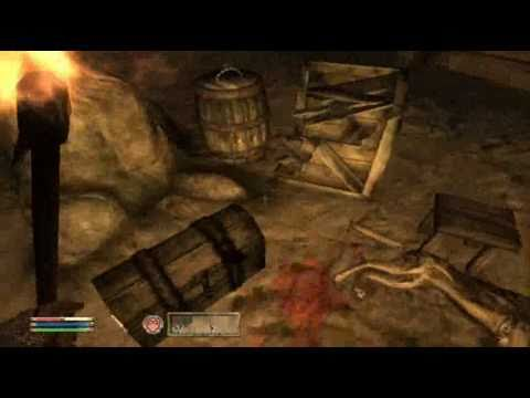 Paul's Gaming - Oblivion Part070 - Crumbling Mine