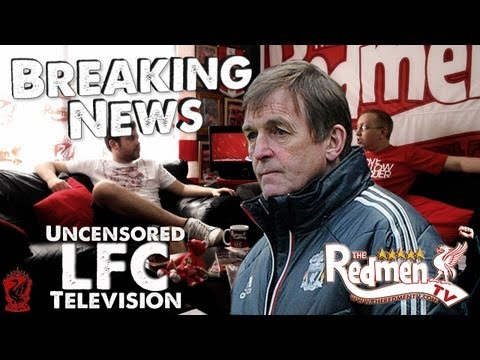 BREAKING NEWS: Kenny Dalglish Sacked as Liverpool Manager by FSG (Statements and Fan Reactions)
