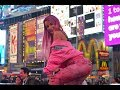 "City Girls - ""TWERK"" / Tinze Twerk Tuesday / Times Square"