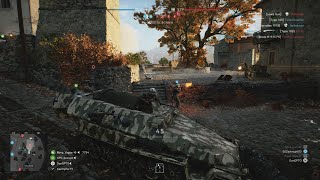 I became a mobile spawn point - Battlefield 5
