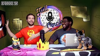 Full Circle Ep 25: DC Universe, What Would You Sacrifice, & WCW (Video Games)