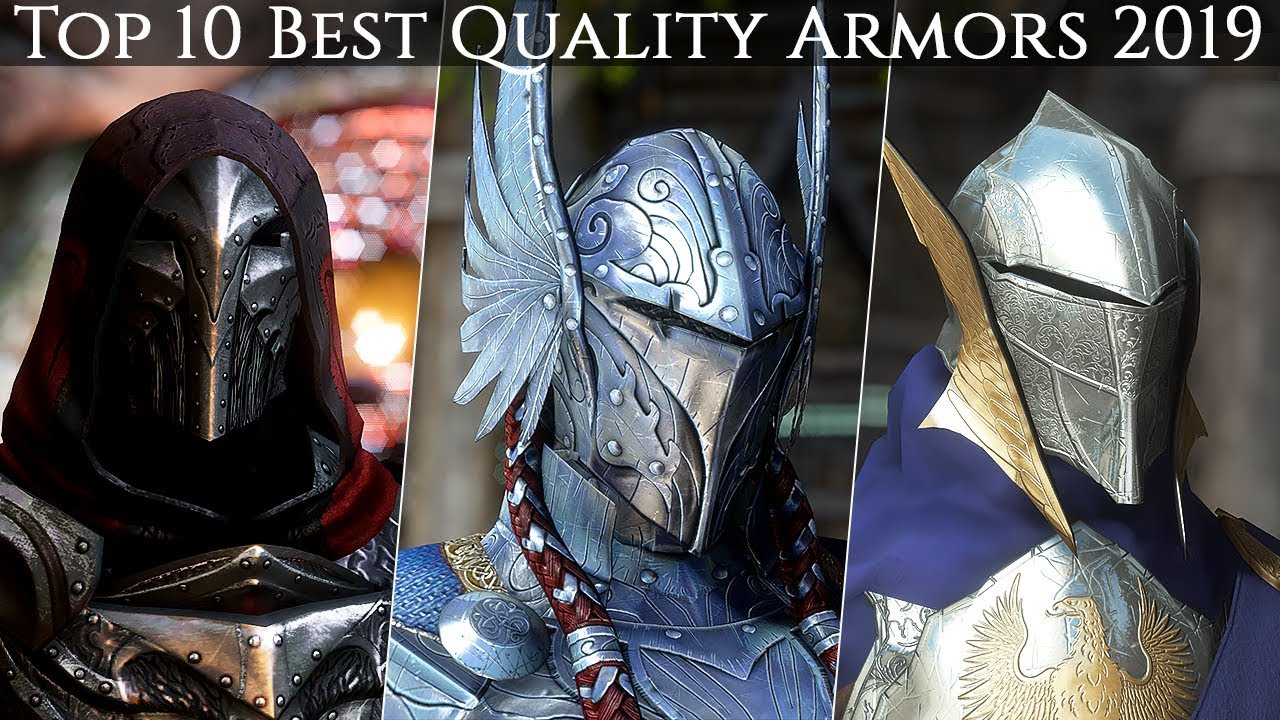 ESO & Ultimate Immersion | Skyrim SE - Best Armors