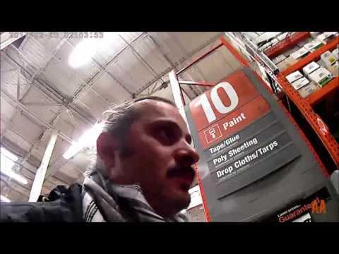 The Home Depot #Concord, California Republic_USA  Videolog#22