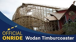 MULTI-ANGLE - WODAN Timburcoaster Europa-Park - OFFICIAL ONRIDE (7 CAMS)