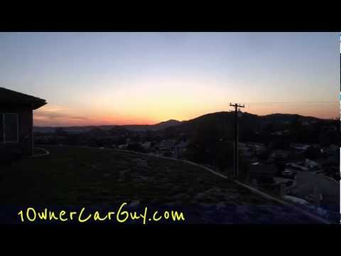 San Diego California Rain Storm & Beautiful Sunset Military Helicopters Choppers Flying
