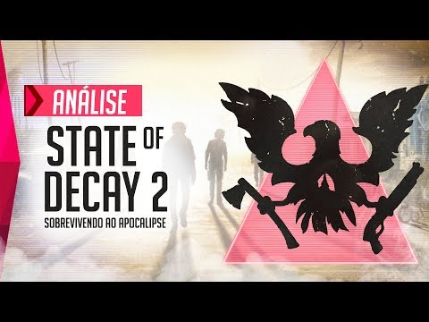 Análise - State of Decay 2