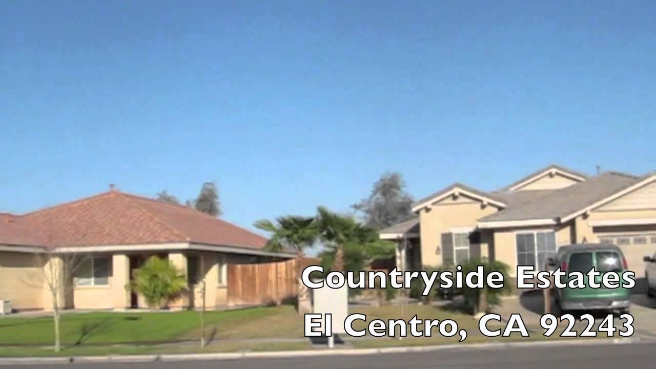 Countryside Estates Homes For Sale El Centro Ca 92243 Youtube