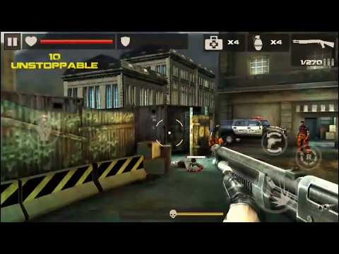 Android Game Dead Target Mission 3 -   Play - Samsung Galaxy