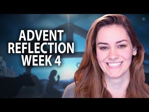 Mary, the New Eve - Advent Reflection Week 4