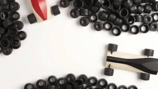 Spliners, Wooden Design Toys By Maarten Olden
