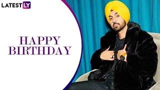 Happy birthday lyrical song   disco singh version    diljit dosanjh